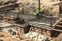 Commercial Building Commercial Area Civil Construction Service