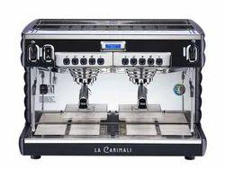 Carimali Bubble 2GR Coffee Machine, Black