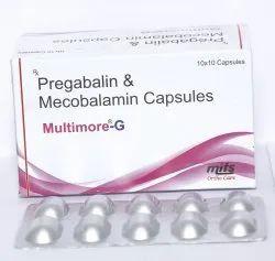 Pregabalin And Mecobalamin Capsules