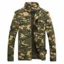 Camouflage Military Jackets-Comfort To Wear