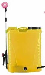 Plastic Agricultural Battery Sprayer Pump, Model Name/Number: Jindal A1