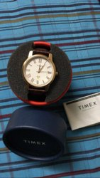 Round Analog Timex Watches, Model Name/Number: TW00ZR324
