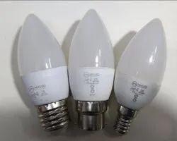 7 watt led candle bulb C35