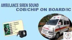 Car Horn Ambulance Siren Sound Chip On Board Cob IC
