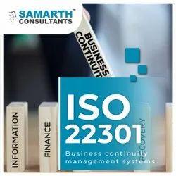 ISO 22301认证服务,用于IT和咨询