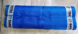 Blue HDPE MCF or Fishing Net, Size: 48 Inch