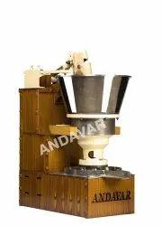 ANDAVAR Semi Automatic Stone Chekku Machine