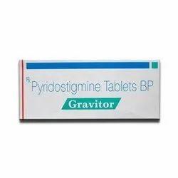 Gravitor Tablet ( Pyridostigmine)