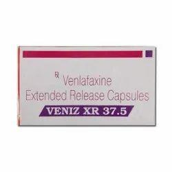Veniz Venlafaxine Tablets 37.5mg 75mg 150mg