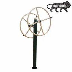 Outdoor Gym Arm Wheel Exercise Machine