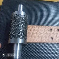 Leather Belt Embossing Roller