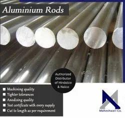 Hindalco Aluminum Round Rods