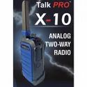 Talk Pro X-10 Walkie Talkie