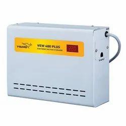Single Phase Vguard Vew 400 Plus, 380 V, 300 V