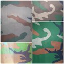 Camouflage Jacket Fabric