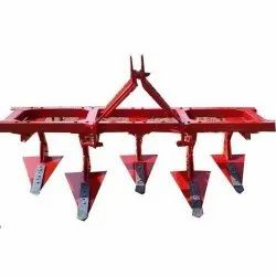 5 Tynes Spring Type MS Agricultural Cultivator, Working Width: 16 Inch