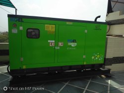 50 Hz Three Used Diesel Generator