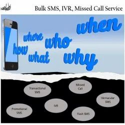 Bulk Sms Advertisement Service, Messages Per Day: <50 Messages, Character Limit: <120 Characters
