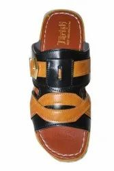 Synthetic Leather Daily Wear Arba Chappal