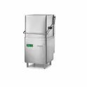 Hood Type Dishwasher Washmax by Silanos