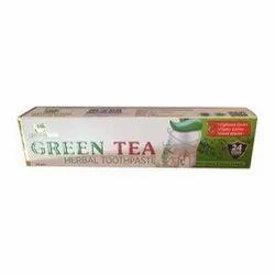Mint Green Tea Herbal Toothpaste
