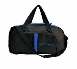 Travel Bottom Wheeled Folding Duffle Bag For Travel, Size: L X B : 11.5 Inch X 22 Inch