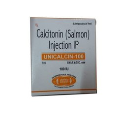 CALCITONIN SALMON 100 I.U./ML