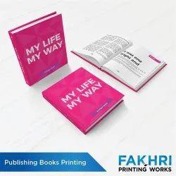 Paper Hardcover Book Printing Service, in Mumbai
