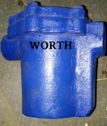 Inverted Bucket Steam Trap, Size 1/2 to 2