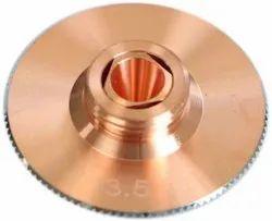 3.5 Mm Double Layer Laser Nozzle