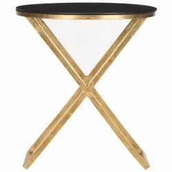PVD Coated Stainless Steel Round Table