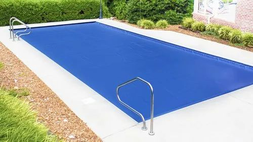 Blue PVC Swimming Pool Cover, Rs 700 /piece Prestige Aqua Systems ID: 17506177688