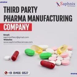 Pharmaceutical Contract Manufacturing