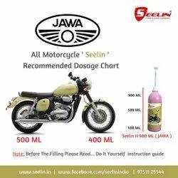 Anti Puncture Tyre sealant for JAWA Bike