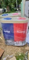 FRP 2 in 1 Recycle Bin EFR-203