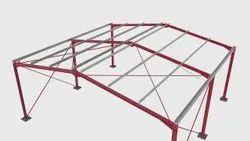Mild Steel MS Structural Frame