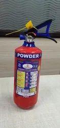 Mild Steel A B C Dry Powder Type Car Fire Extinguisher