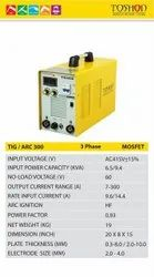 Tigrac 300 Welding Machines