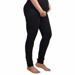 Cotton Churidar Maternity Leggings for Pregnant Women, 180