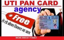 1 Year Online Uti Pan Card Agency Free