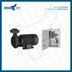 1HP AC Solar Surface Monoblock Pump With Controller
