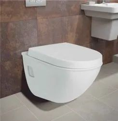 Wall Hung Rimless WC   Size : 485x349x355mm