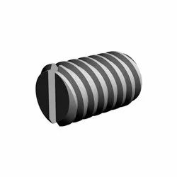 Slotted Set Screws with Cone Point