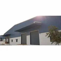 Prefabricated Godown  Storage Shed