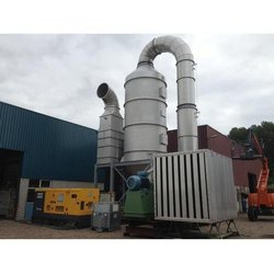 Dry Scrubber, For Food Industry