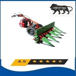 Petrol Power Reaper