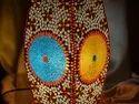 Glass Mosaic Table Lamp
