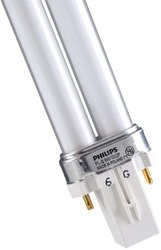 Uva Philips Actinic Bl  Pls 9w/10/2p