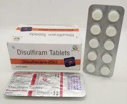 Disulfiram Tablets( DISULFACARE 250 )