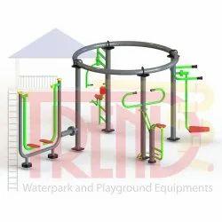 Circular Combination Gym Equipment